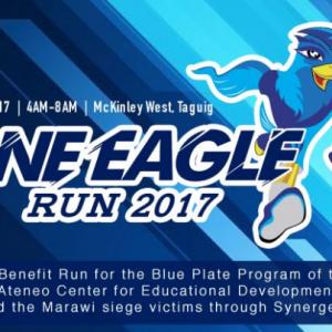 Ateneo One Eagle Run 2017