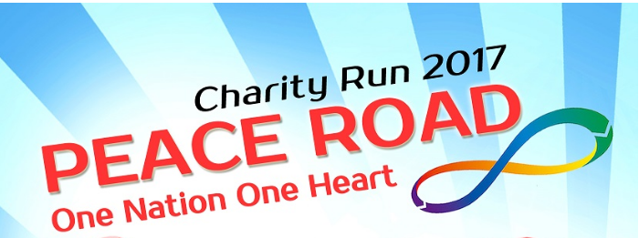 Peace Road Charity Run Penang 2017