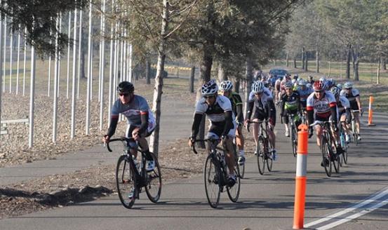 Penrith Cycling Club Monday Night Racing 2017