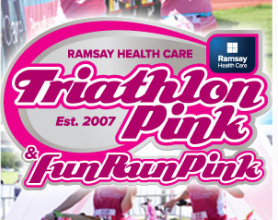 Triathlon Pink & Fun Run Pink: Brisbane 2017