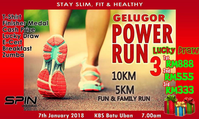 Power Run 3 2018