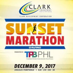 RUNRIO Sunset Marathon 2017