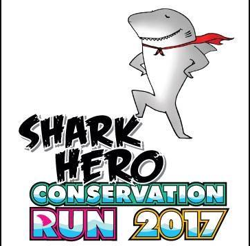 SharkHero Conservation Run 2017