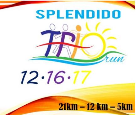 Splendido Sunset Run Trio Edition 2017