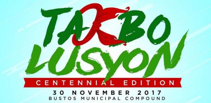 Takbolusyon Centennial Edition 2017