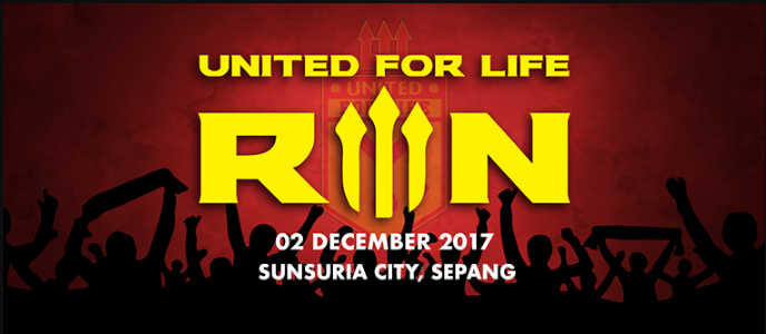 United For Life Run 2017