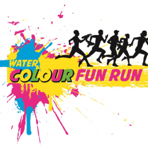 Water Colour Fun Run 2017