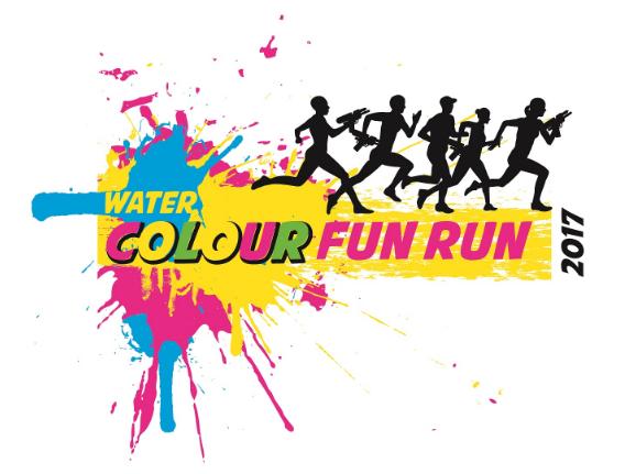 Water Colour Fun Run 2017