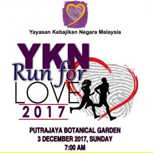YKN Run For Love 2017