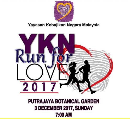 YKN Run For Love 2017
