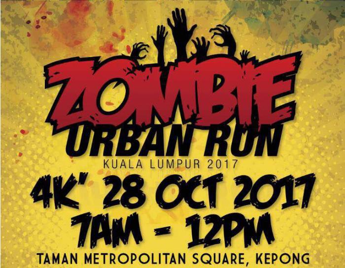 Zombie Urban Run 2017