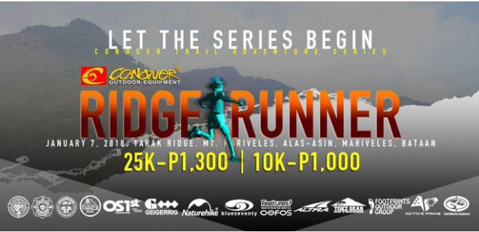 4th Conquer Ridge Runner 2018