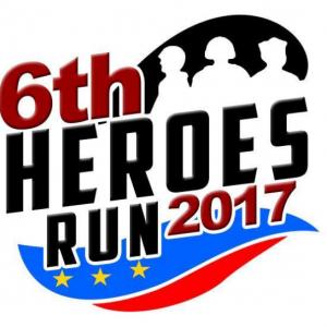 6th Heroes Run 2017