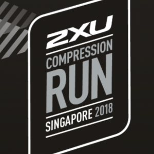 2XU Compression Run Singapore 2018