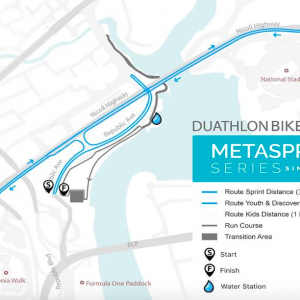 MetaSprint Series Duathlon 2018