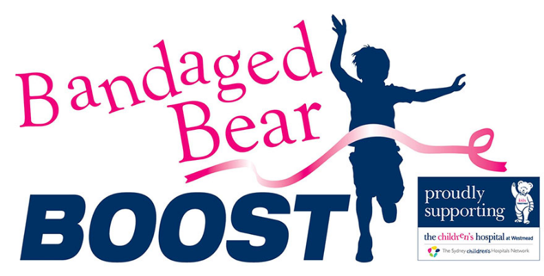 Bandaged Bear Boost / 2017 NSW Sprint Orienteering Champs