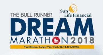 The Bull Runner 'TBR' Dream Marathon 2018