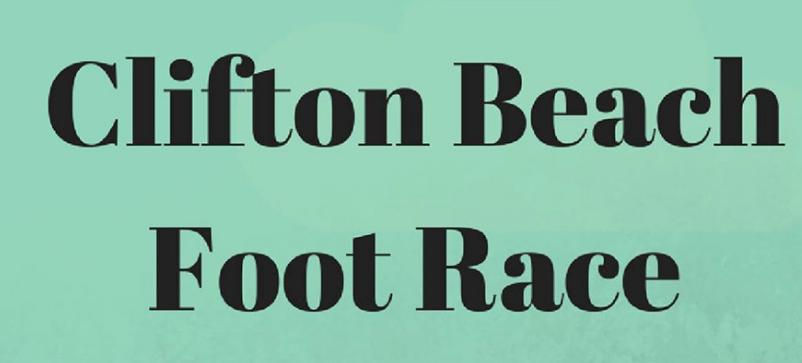 Clifton Beach Series Series 2 Race 2 2017