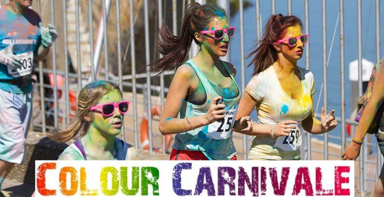 Colour Carnivale: Kangaroo Island 2017