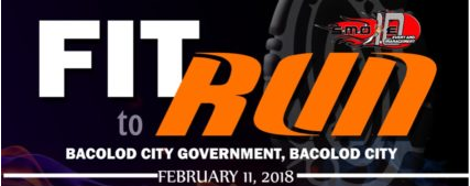 Fit To Run – Bacolod Leg 2018