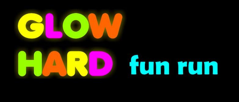 Glow Hard Fun Run: Dubbo 2017