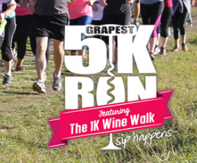 Grapest 5K Run: Canberra 2017