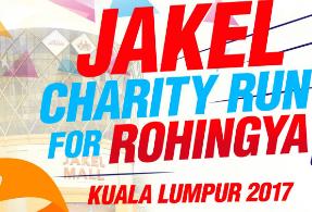 Jakel Charity Run for Rohingya 2017