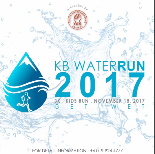 KB Water Run 2017