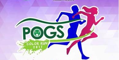 POGS Color Run 2017