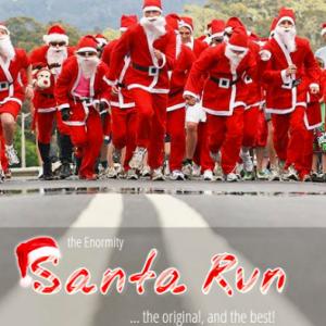 The Santa Run: Devonport 2017