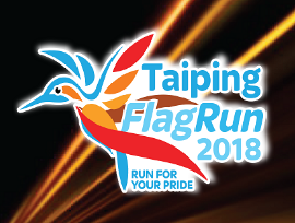 Taiping International Flag Run 2018