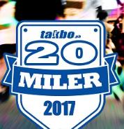 Takbo.ph 20 Miler 2017