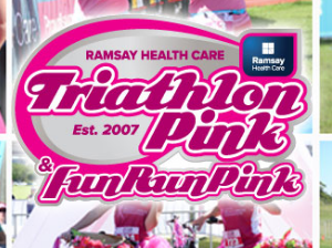 Triathlon Pink & Fun Run Pink: Sydney 2017
