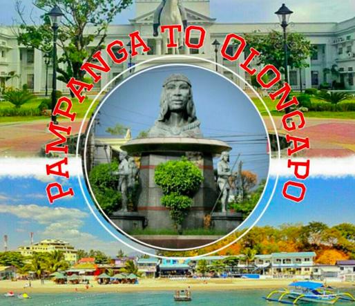 Pampanga to Olongapo 66KM 2018