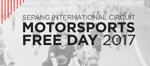 Sepang International Circuit Motorsports Free Day 2017