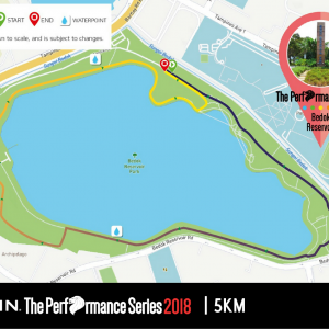 Garmin The Performance Series Singapore 2018 (Race 3)