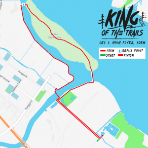 King of the Trails 2018 – Leg 1: High Flyer