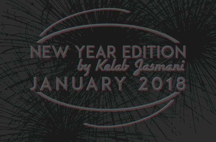 2018 New Year Virtual Run