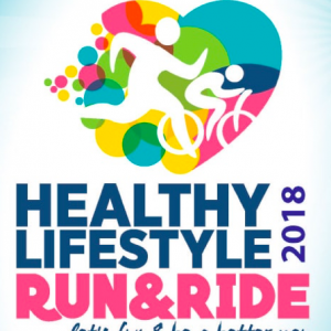 Healthy Lifestyle Run & Ride 2018
