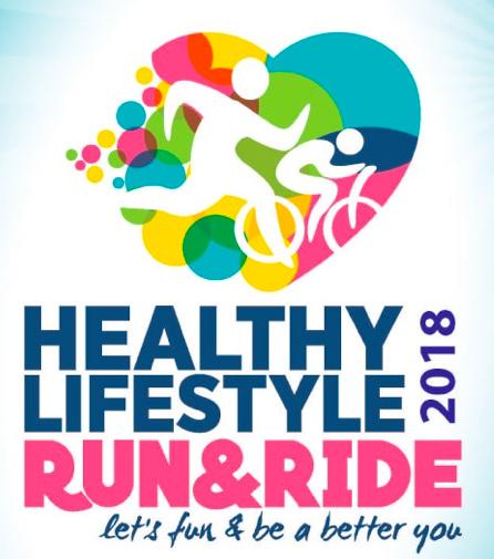 Healthy Lifestyle Run & Ride 2018