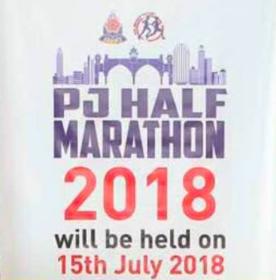 PJ Half Marathon 2018