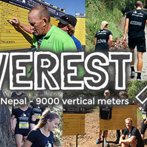 Kathmandu Neverest Challenge: Melbourne 2018