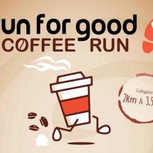 Run For Good Coffee Run 2018