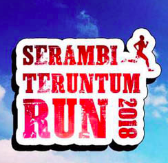 Serambi Teruntum Run 2018