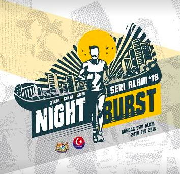 Seri Alam Night Burst 2018