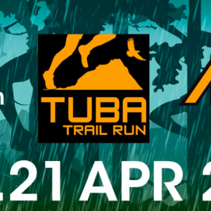 Tuba Trail Run 2018