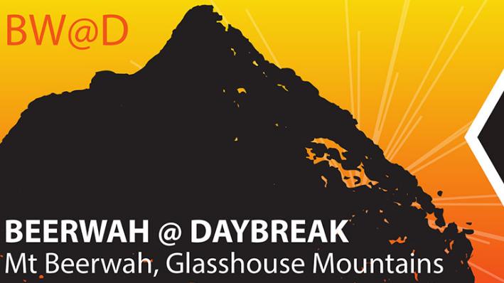 Beerwah at Daybreak 2017
