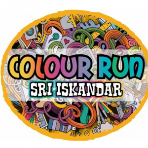 COLOUR RUN Seri Iskandar 2018