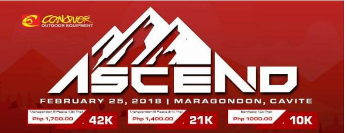 Conquer Ascend 2018