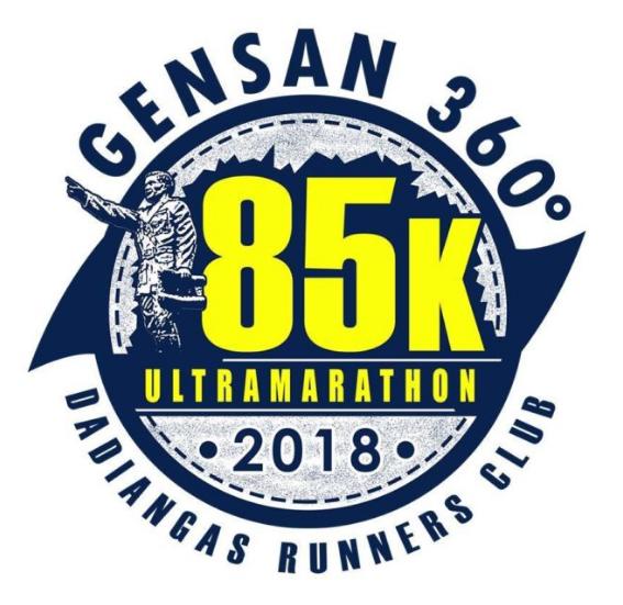 Gensan 360 Ultramarathon 2018